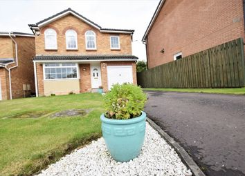 Thumbnail 4 bed detached house for sale in General Roy Way, Carluke
