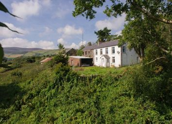Thumbnail Land for sale in Little Admiralty House, Rhenab Road, Maughold
