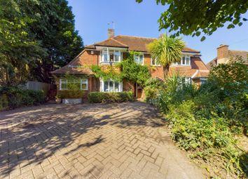 Thumbnail 5 bed semi-detached house for sale in Bounty Road, Basingstoke