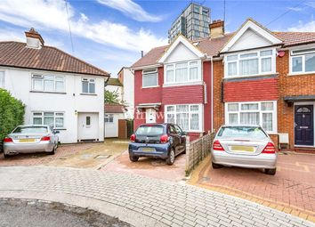 Thumbnail 4 bedroom semi-detached house to rent in Greenway Close, London