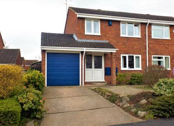 Thumbnail 3 bed semi-detached house to rent in Threshfield Drive, Home Meadow, Worcester