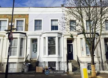 Thumbnail 4 bed terraced house to rent in Medina Road, London