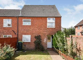 Thumbnail 3 bed end terrace house for sale in Swaffham, Norfolk, .