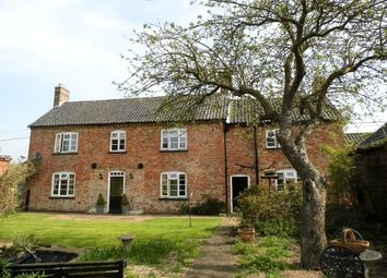 Thumbnail 3 bed cottage to rent in Woolsthorpe Lane, Muston, Nottingham