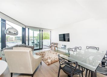 Thumbnail 2 bed flat to rent in 2 Riverlight Quay, Nine Elms, London