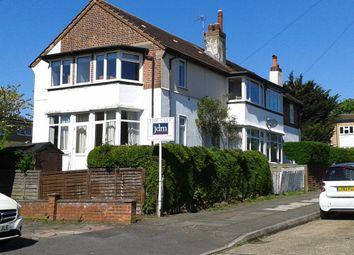 Thumbnail 2 bedroom flat for sale in Meadow Close, Chislehurst, Kent