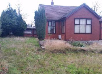 Thumbnail 2 bedroom detached bungalow for sale in Henderson Street, Rochdale