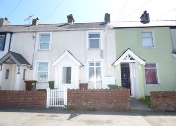 Thumbnail 2 bed terraced house for sale in Glan Gwna Terrace, Caeathro, Caernarfon, Gwyneddna
