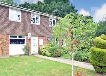 Thumbnail 3 bed terraced house for sale in The Hawthorns, Burgess Hill, West Sussex