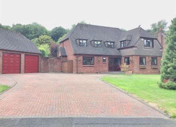 Thumbnail 4 bed detached house for sale in Grange Farm View, Stirchley, Telford