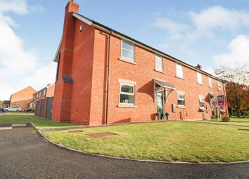 Thumbnail 3 bed semi-detached house for sale in Brigsley Grange Close, Brigsley Grimsby