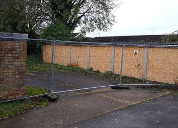 Thumbnail Land for sale in Land And Garages Rear Of, Eastwood Avenue, March, Cambridgeshire