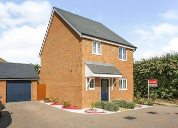 Thumbnail 3 bed detached house for sale in Murdoch Chase, Coxheath, Maidstone