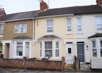 Thumbnail 3 bed terraced house for sale in Montagu Street, Swindon
