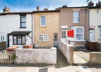 Thumbnail 2 bedroom terraced house for sale in Trafalgar Street, Gillingham