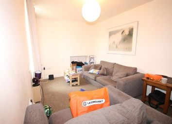 Thumbnail 3 bed flat to rent in Tennyson Street, Leicester