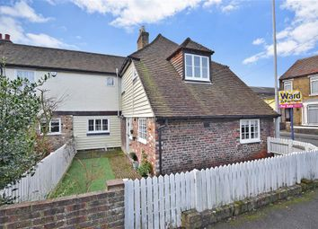 Thumbnail 2 bedroom semi-detached house for sale in Chalkwell Road, Sittingbourne, Kent