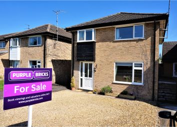 Thumbnail 4 bedroom detached house for sale in The Parslins, Peterborough