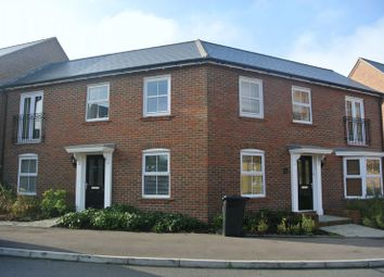 Thumbnail 2 bed terraced house to rent in Monxton Place, Sherfield-On-Loddon, Hook