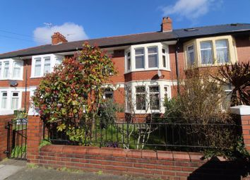 3 bed terraced house for sale in Avondale Crescent, Cardiff CF11