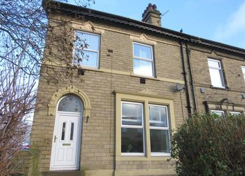 Thumbnail 4 bed end terrace house to rent in Fartown Green Road, Fartown, Huddersfield