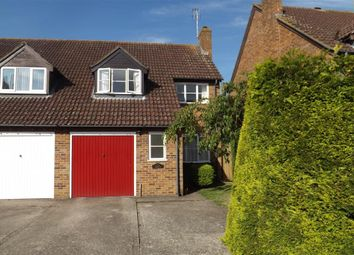 Thumbnail 3 bed semi-detached house for sale in St Mary's Way, Burghfield Common, Reading