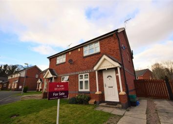 Thumbnail 2 bed semi-detached house for sale in Oldwood, New Broughton, Wrexham