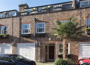 Thumbnail 4 bed mews house for sale in Physic Place, London