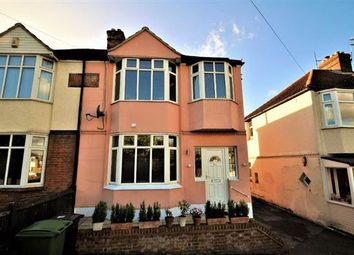 Thumbnail 3 bed semi-detached house for sale in Loose Road, Loose, Maidstone