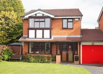 Thumbnail 4 bedroom detached house for sale in Lythwood Drive, Brierley Hill