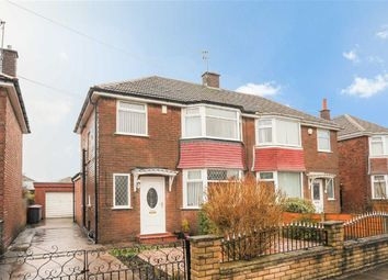 Thumbnail 3 bed semi-detached house for sale in Chelford Drive, Swinton, Manchester