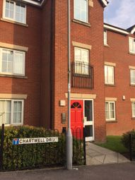 Thumbnail 1 bed flat to rent in 38 Chartwell Drive, Bradford