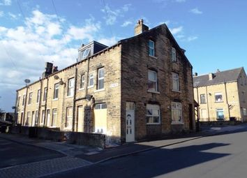 Thumbnail 2 bed end terrace house for sale in Fenton Road, Halifax, West Yorkshire