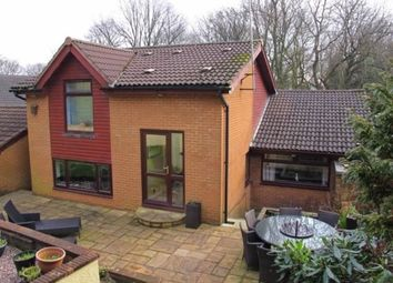 Thumbnail 4 bed detached house for sale in Thorncliffe Park, Royton, Oldham