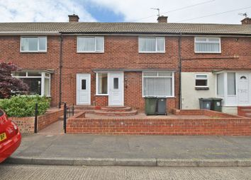 Thumbnail 2 bed semi-detached house to rent in Bude Grove, North Shields