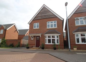 Thumbnail 3 bedroom detached house for sale in Bakers Lock, Hadley, Telford