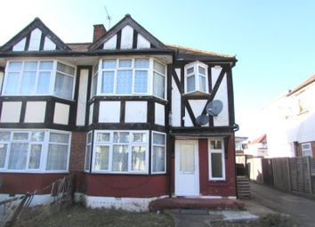 Thumbnail 2 bed maisonette to rent in Kenmere Gardens, Wembley, Middlesex