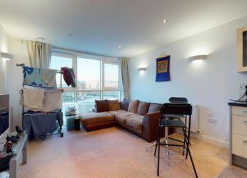 1 bed flat for sale in Western Gateway, London E16