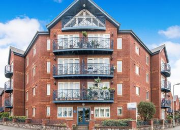 Thumbnail 2 bed flat for sale in Haven Road, Exeter