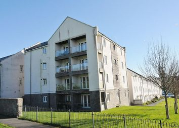 Thumbnail 2 bed flat for sale in Monroe Gardens, Plymouth