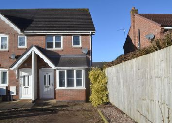 Thumbnail 2 bed semi-detached house to rent in Warren Hill, Newhall, Swadlincote