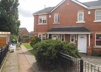 Thumbnail 3 bed semi-detached house for sale in Venture Scout Way, Manchester