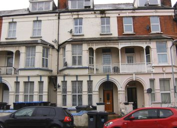 Thumbnail 1 bed flat to rent in Surrey Road, Cliftonville, Margate