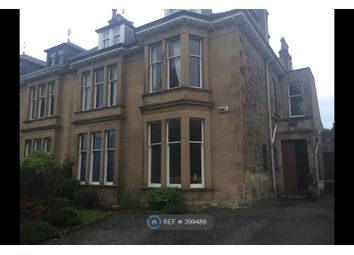 Thumbnail 4 bed flat to rent in Glasgow, Glasgow