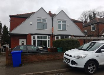 Thumbnail 8 bed semi-detached house to rent in Leeshall Crescent, Fallowfield