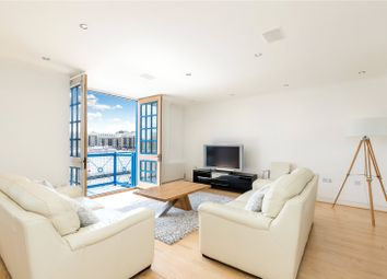 Thumbnail 2 bed flat for sale in Millers Wharf House, 78 St. Katharines Way, London