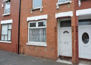 Thumbnail 3 bed terraced house for sale in Swallow Street, Longsight, Manchester