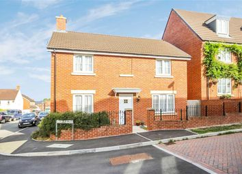 Thumbnail 4 bed detached house for sale in Churn Way, Royal Wootton Bassett, Witshire