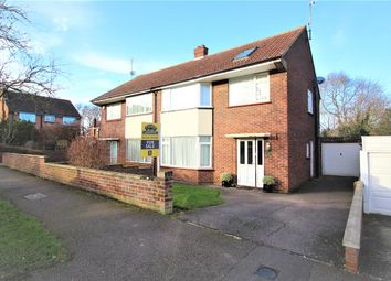 Thumbnail 4 bed semi-detached house for sale in Brook Way, Bromham, Bedford