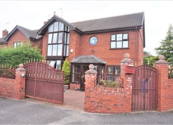 Thumbnail 4 bed detached house for sale in Westward View, Liverpool